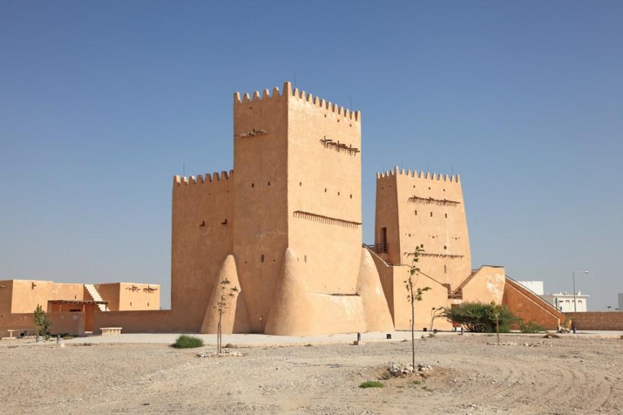 Barzan Tower in Doha, Qatar