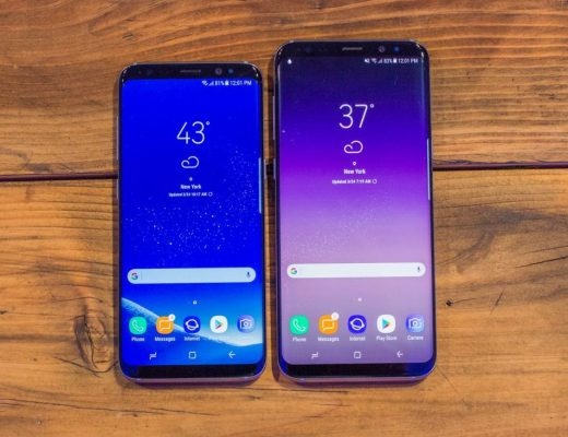 The Samsung Galaxy S8 - Antonio Villas-Boas/Business Insider