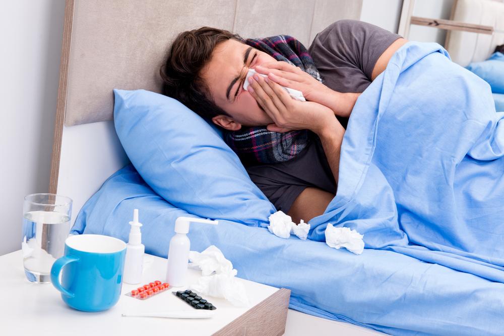 The Man Flu - Why Men Suffer More Than Women