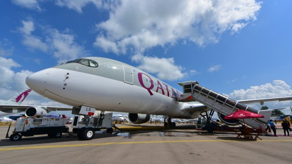 Qatar Airways Airbus A350-900 XWB