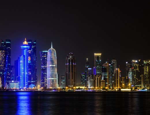Qatar is the world's biggest LNG producer