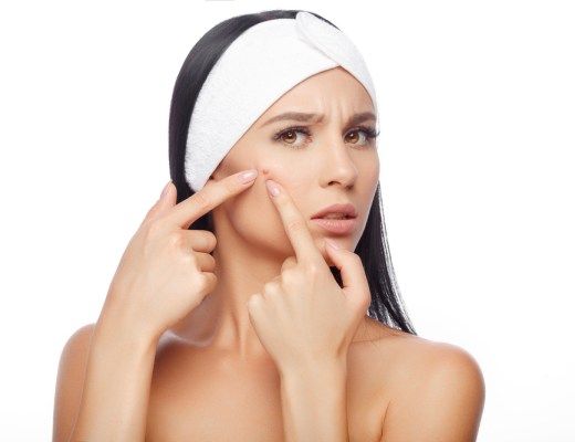 Know the many types of acne (pimples)