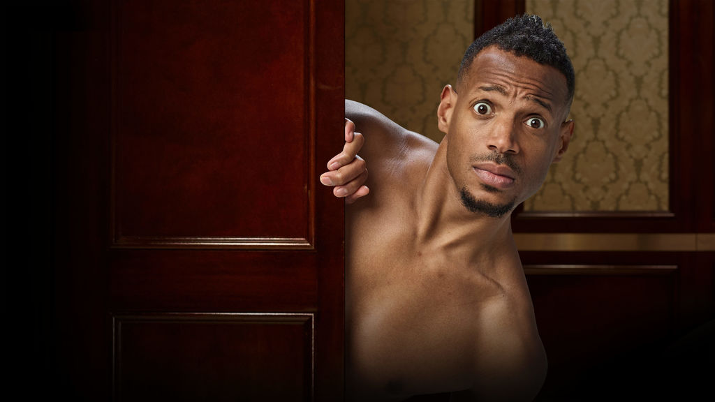 Naked movie starring Marlon Wayans - Netflix