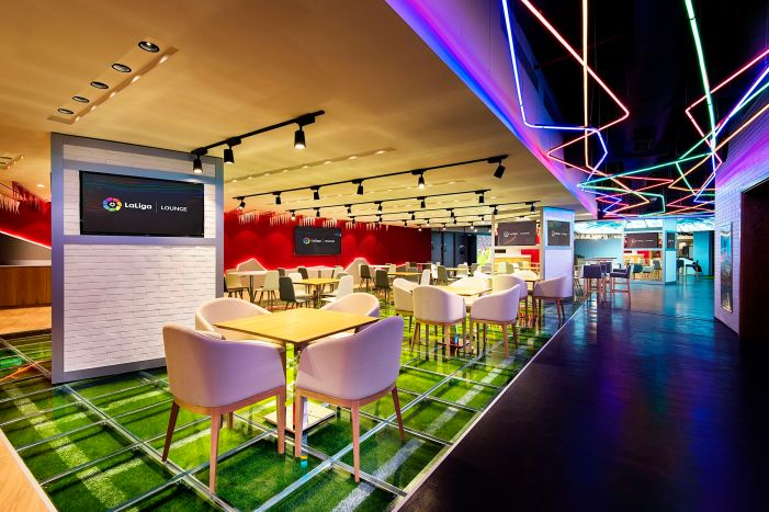 LaLiga Lounge Doha