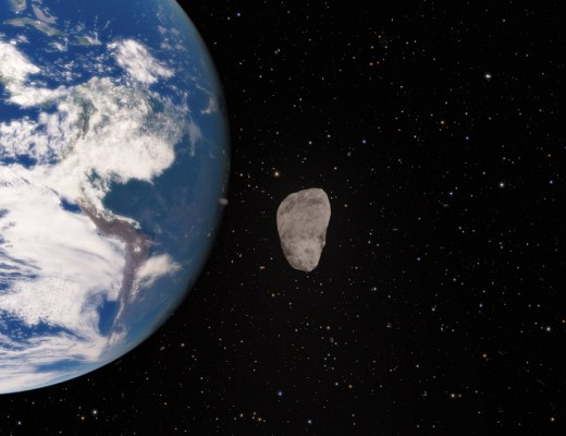 "NASA said the Asteroid 2012 TC4 will pose ""no danger"" to Earth"