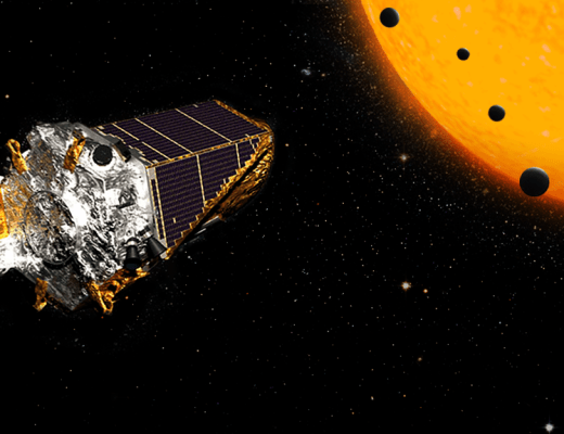 The Kepler space telescope has found out a solar system at Kepler-90 with help of Google's artificial intelligence