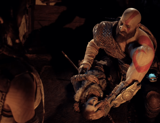 A new kratos is coming to playstation 4 in God of War 4 game