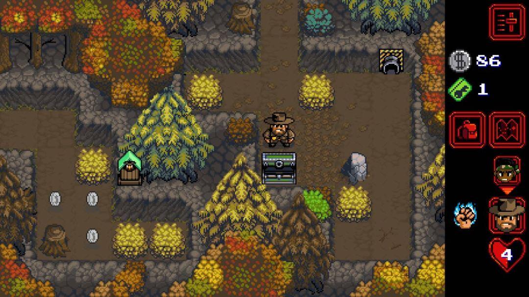 Stranger Things The Game screenshot