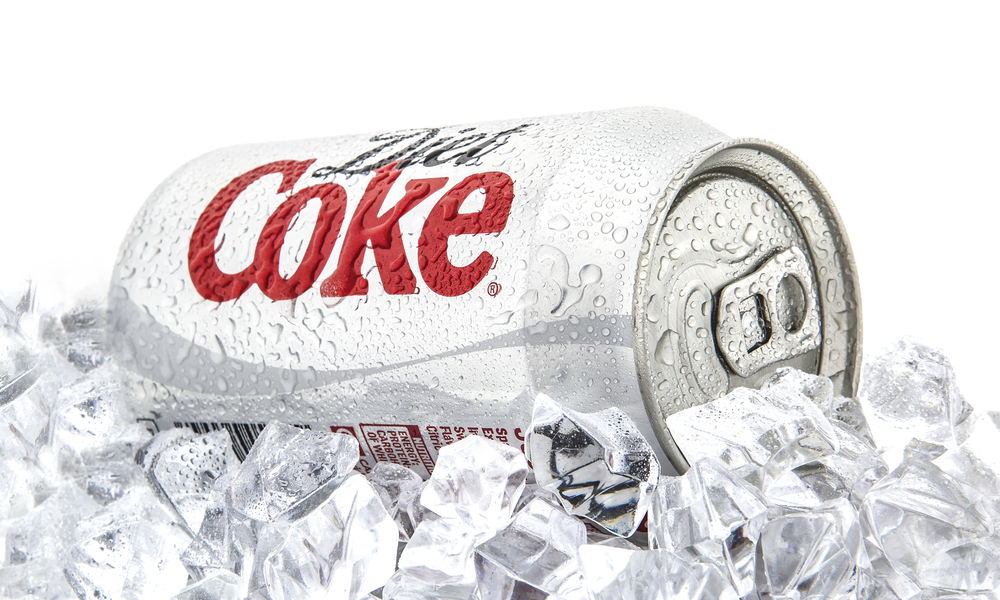 Diet Coke by Coca Cola just rolled out five new flavors