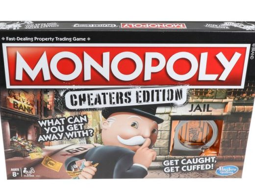 Monopoly cheaters edition for players who cheat - hasbro