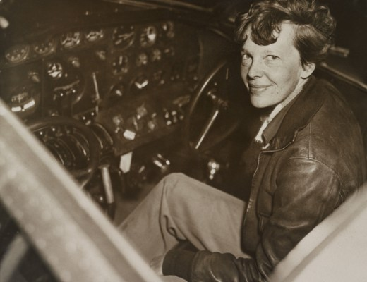 bones found on Nikumaroro island in the Pacific Ocean are believed to belong to pilot Amelia Earhart