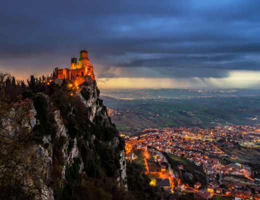 the european country san marino