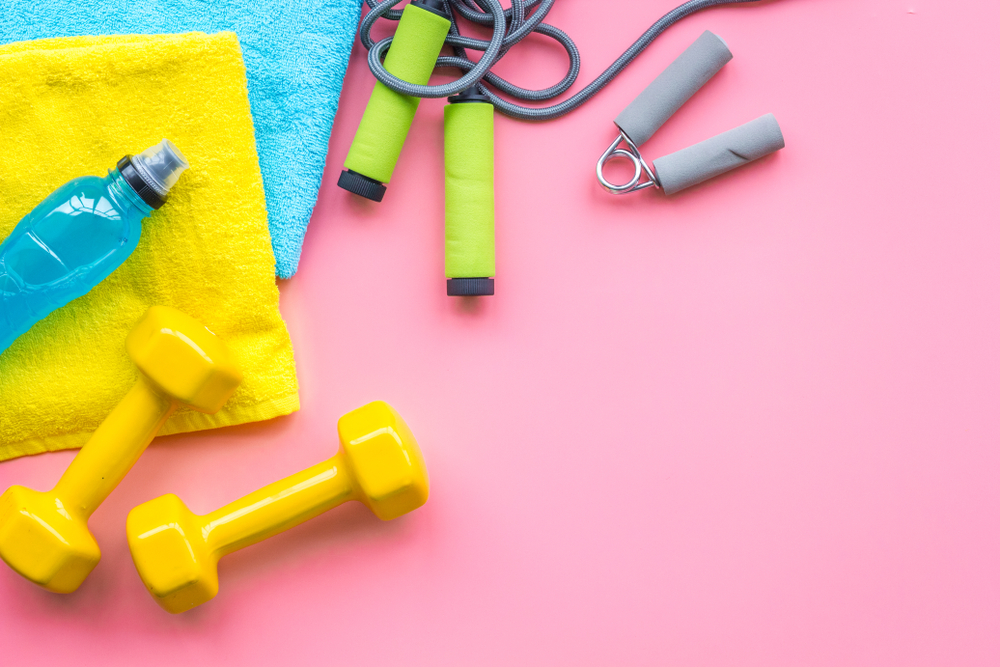best gym equipment for home workouts