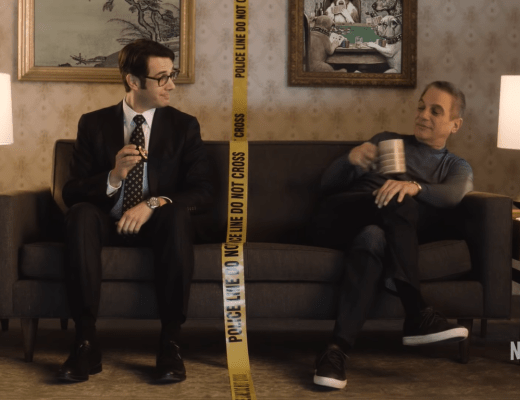 tony danza and josh groban team up for the good cop on netflix