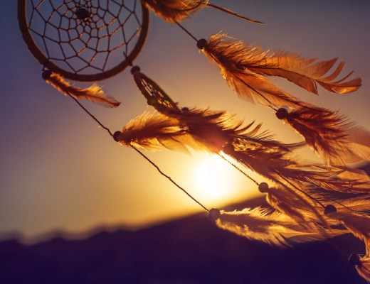 Dream catchers are originally native american