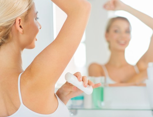 deodorant and antiperspirant containing aluminium chlorohydrate could do more than just beat odor and sweat