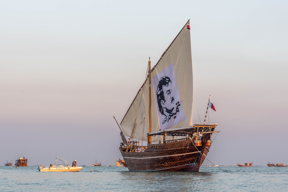 Don't miss the 8th Katara Traditional Dhow Festival