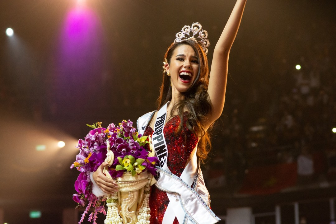 Miss Philippines Catriona Gray beat Miss South Africa and Miss Venezuela for the Miss Universe 2018 title