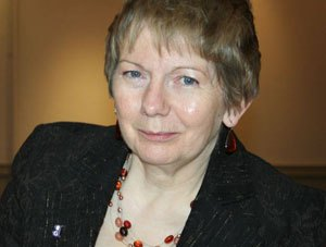 Professor Muriel Robinson, Principal of Bishop Grosseteste University College Lincoln