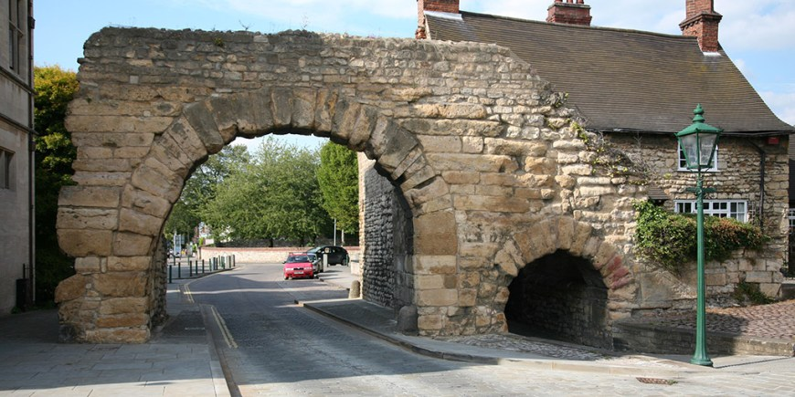 Newport_Arch