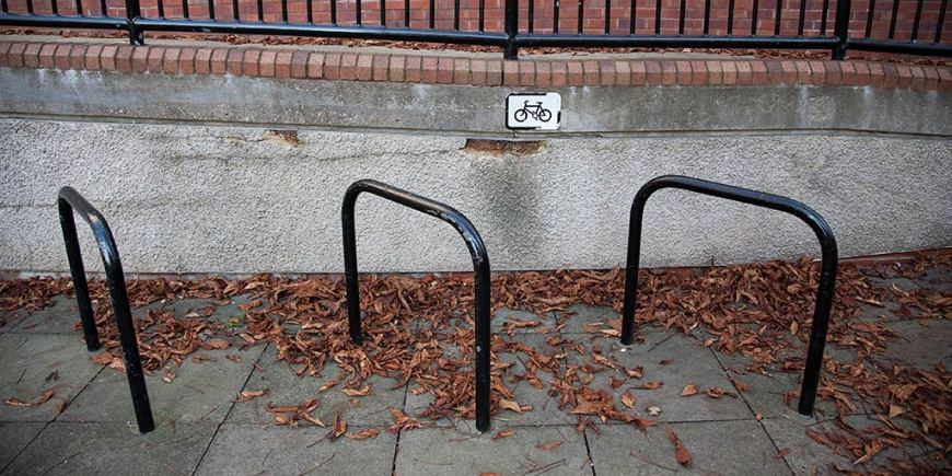 bike-rack-empty