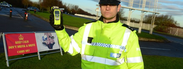 Lincolnshire Police began their campaign earlier in the month.