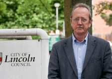 City of Lincoln Council Leader, Councillor Ric Metcalfe