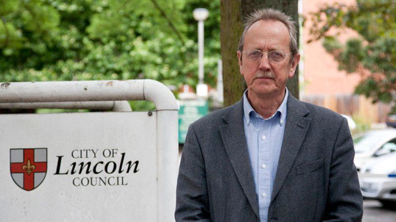 City of Lincoln Council Leader, Councillor Ric Metcalfe