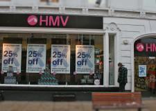 HMV Lincoln High Street