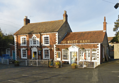 White Hart Inn on High Street, Nettleham.