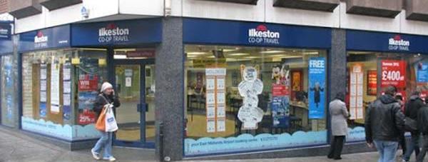 Ilkeston Co-op Travel Lincoln