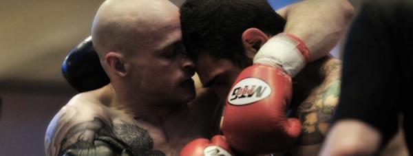 Boxer Leigh Edlin