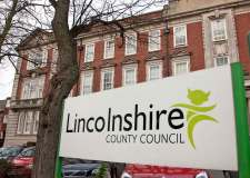 Lincolnshire County Council offices on Newland in Lincoln. Photo: File/The Lincolnite