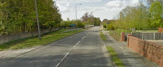 Burton Road in Lincoln, just before the A46 flyover. Photo: Google Street View