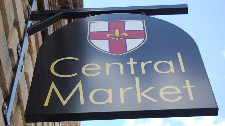 Lincoln Central Market is signing up to the Real Deal scheme.