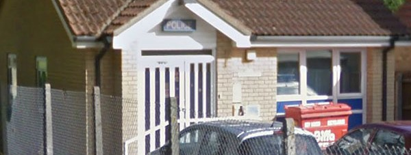 The Nettleham Police Box on Scothern Road in the village. Photo: Google Street View