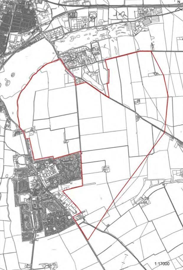 Lincoln South East Quadrant (Land at Canwick Heath and Bracebridge Heath)