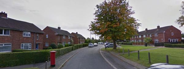 Redbourne Drive in Lincoln.  Photo: Google Street View