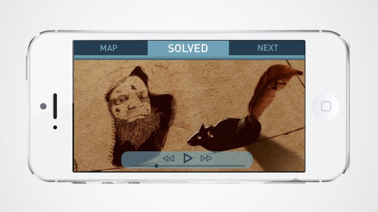 Lincoln's new Hidden History app will act as an exciting treasure trail, with interactive clues geo-tagging, puzzles and videos.