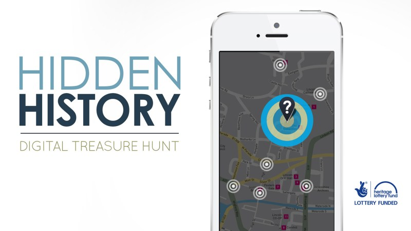 The new Hidden History app will be designed by Lincoln based design agency Blueprint. Local volunteers help to create documentaries.