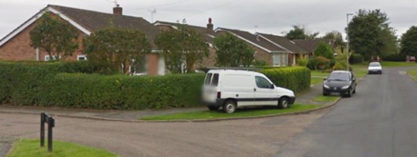 Merleswyn in Dunholme, near Lincoln. Photo: Google Street View
