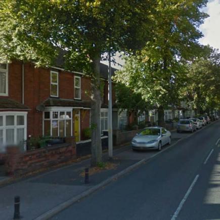Burton Road in Lincoln. Photo: Google Street View