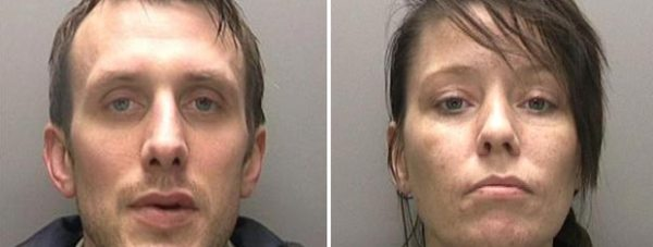 James Thomas Kitchen (32) and Mary Jane Wilson (34). Photos: Lincolnshire Police