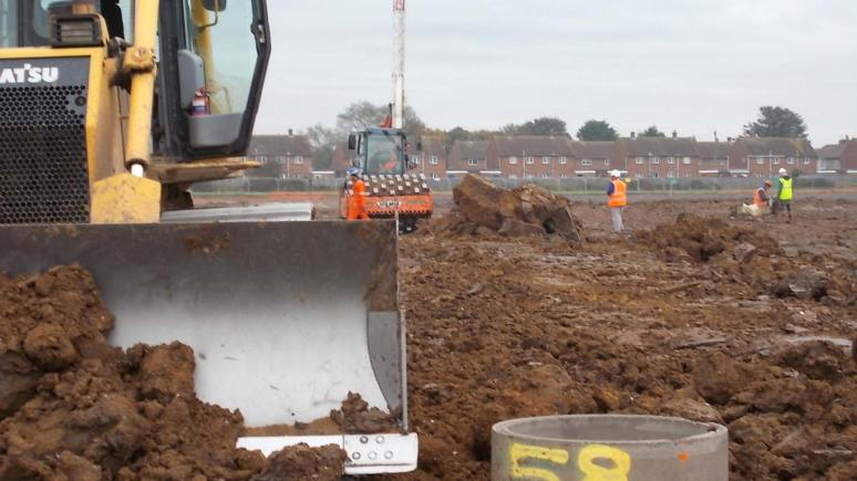 Following extensive discussion, planning and consultation over several years, the multi-million pound development has officially started in August.