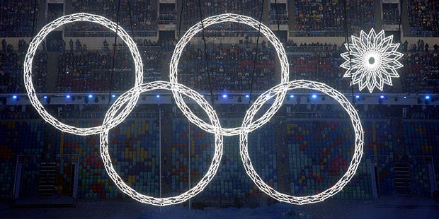 Olympic-Ring