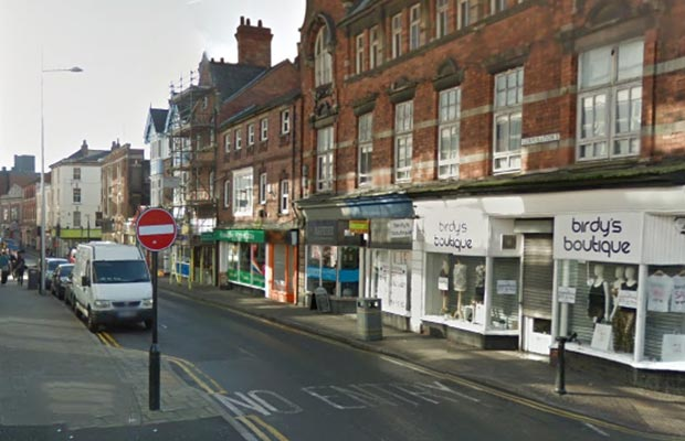 Corporation Street in Lincoln. Photo: Google Street View