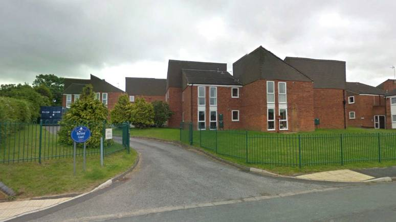 Burland Court on the Hillside Estate in Branston near Lincoln. Photo: Google Street View