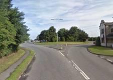 A15, Ermine Street, Caneby Corner. Photo: Google Street View