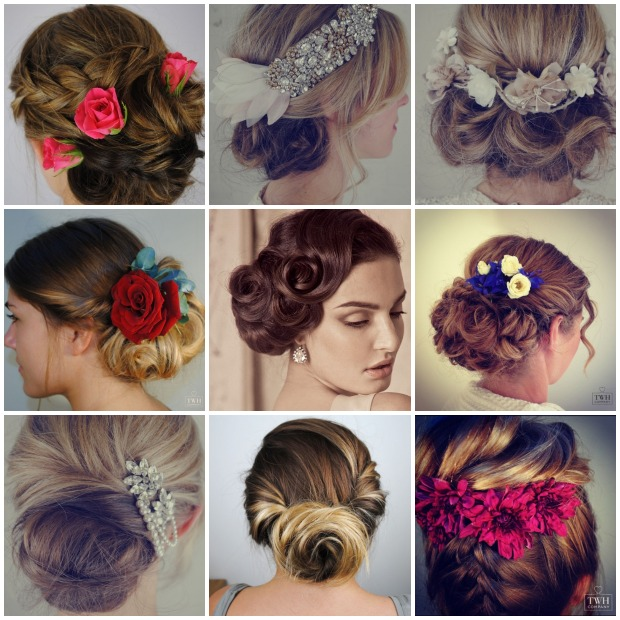 The Wedding Hair Company specialise in simplistic and classic designs tailored to your style.