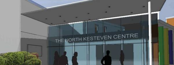 New entrance plans. Photo: NKDC